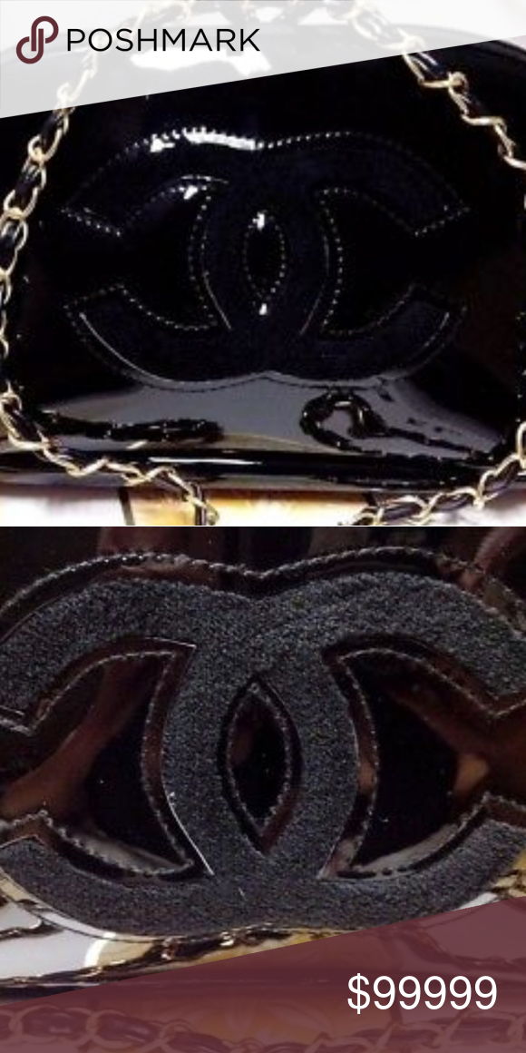 78c6a8f6e4c0 Chanel VIP gift bag Authentic Chanel VIP gift bag crossbody style...only  given