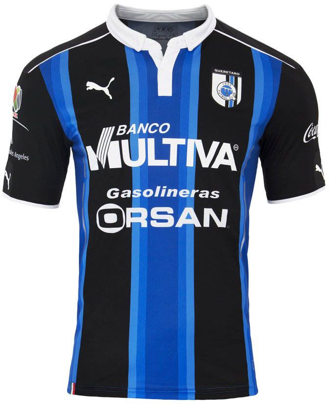 Querétaro 16-17 Kits Released - Footy Headlines  bc0e4f0330001