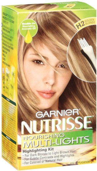 Garnier Nutrisse Haircolor H2 Golden Blonde Toffee Swirl Review Best Eyelash Growth Garniernutrissehaircolorh2goldenblondetoffeeswirl