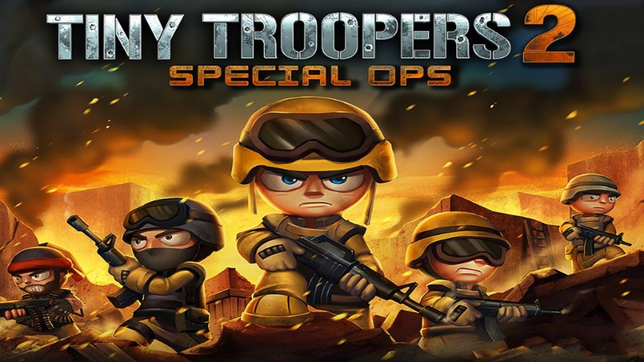 Pin about Tiny troopers on Mobile Games for PC
