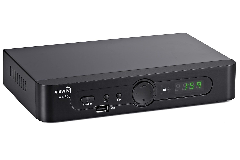 ViewTV AT-300 ATSC Digital TV Converter Box and HDMI Cable w/ Recording PVR  sc 1 st  Pinterest & ViewTV AT-300 ATSC Digital TV Converter Box and HDMI Cable w ... Aboutintivar.Com