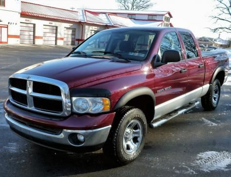 Dodge Ram 1500 Slt 03 For Sale By Owner In Pennsylvania