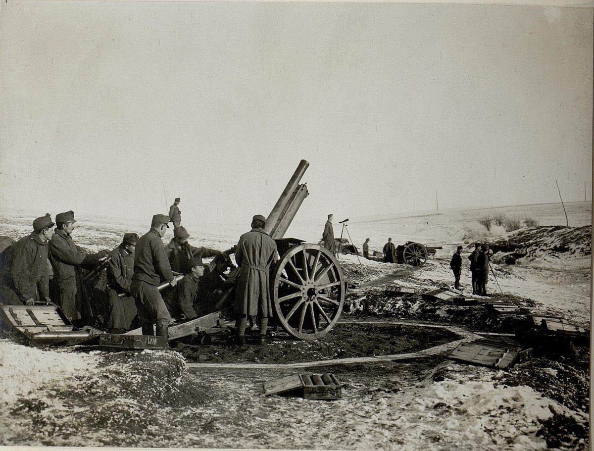 Image result for Austro-Hungarian M1879 Artillery gun