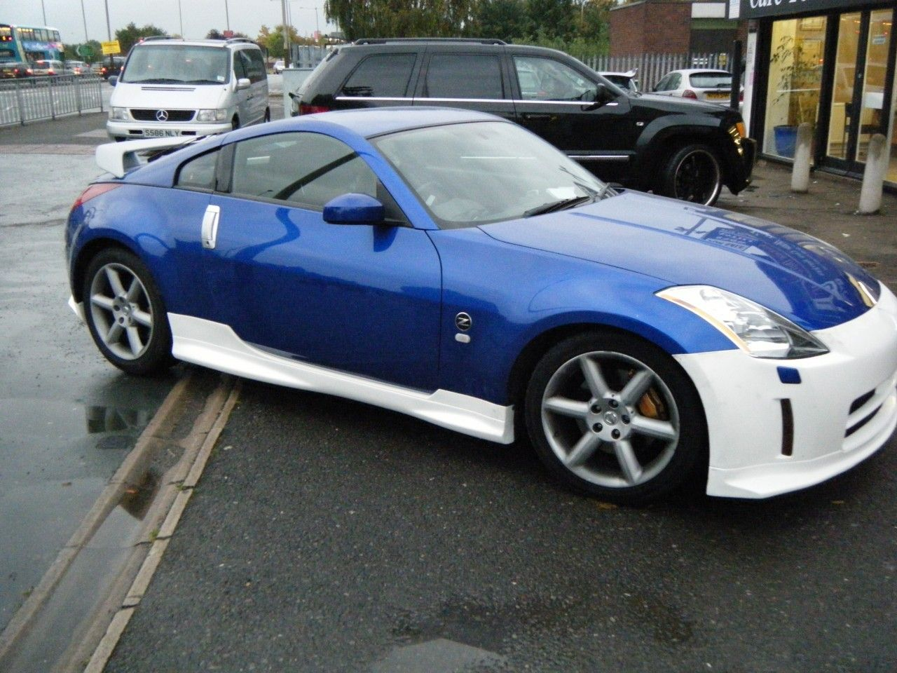 Nissan 350Z Z33 Nismo 1 Style Side Skirts Coches
