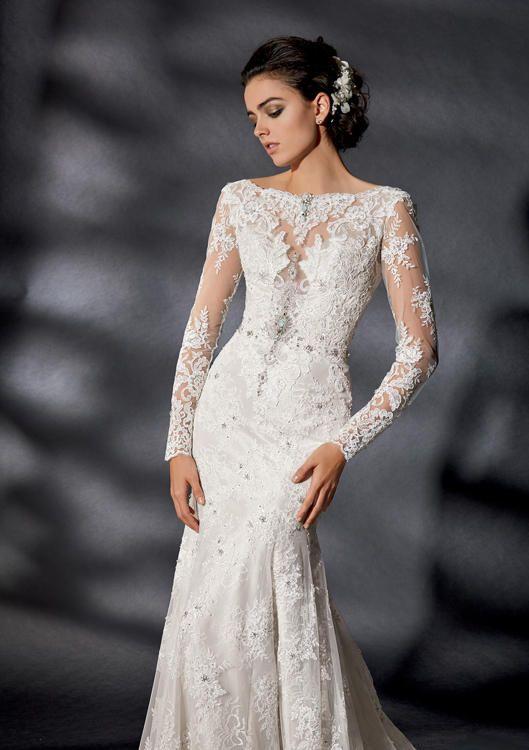 Amalia Carrara 336 | Bridal wedding | Pinterest | Carrara, Amalia ...