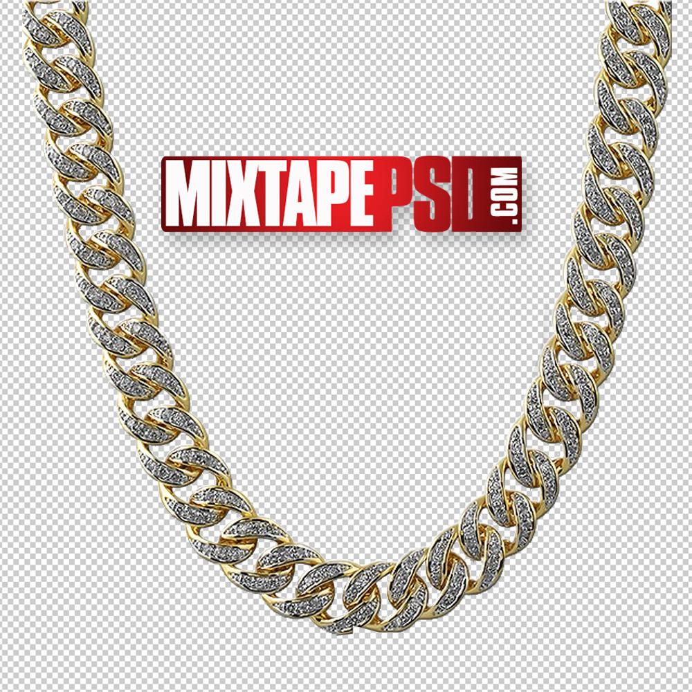 Diamond Gold Chain Png Image Mixtapepsds Com
