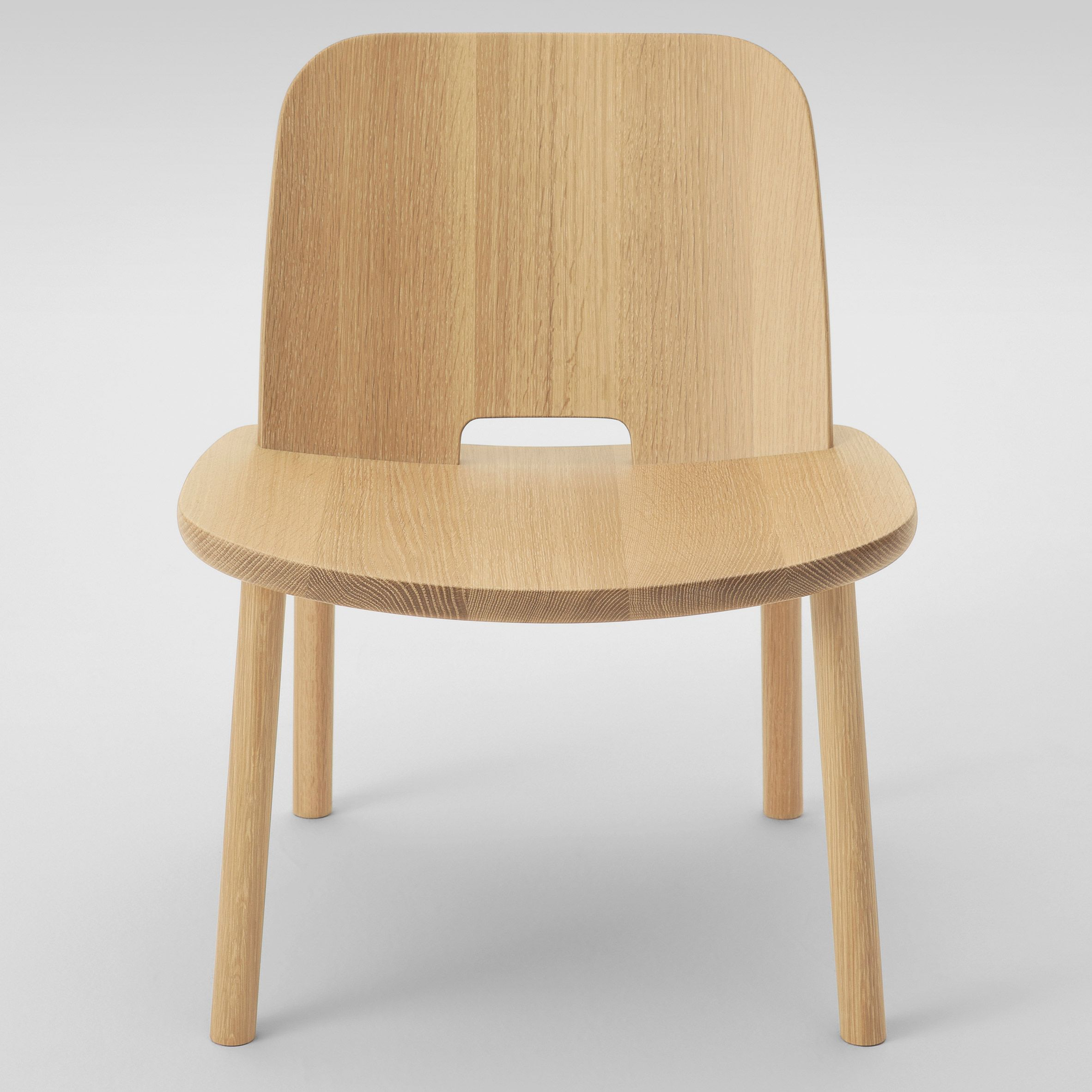 S Shaped Chair The Limited Edition T O Chair Is Made From Ash Unlike The