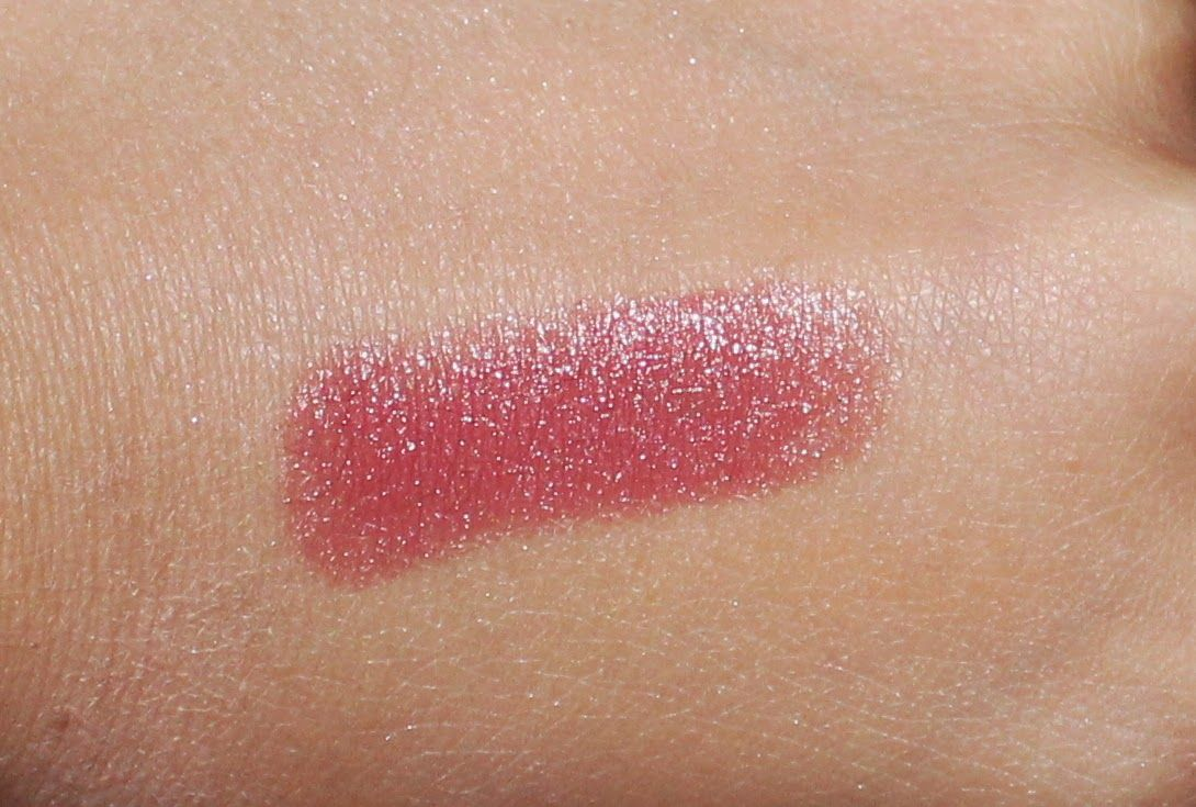 Clarins Rouge Éclat in Pink Magnolia Swatch Blush