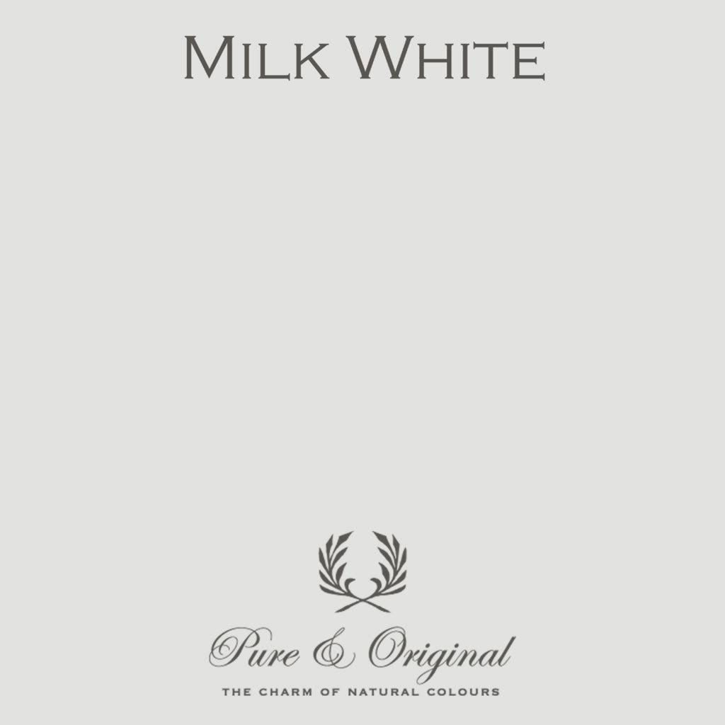Milk White Tester Clico Finish Only 250ml