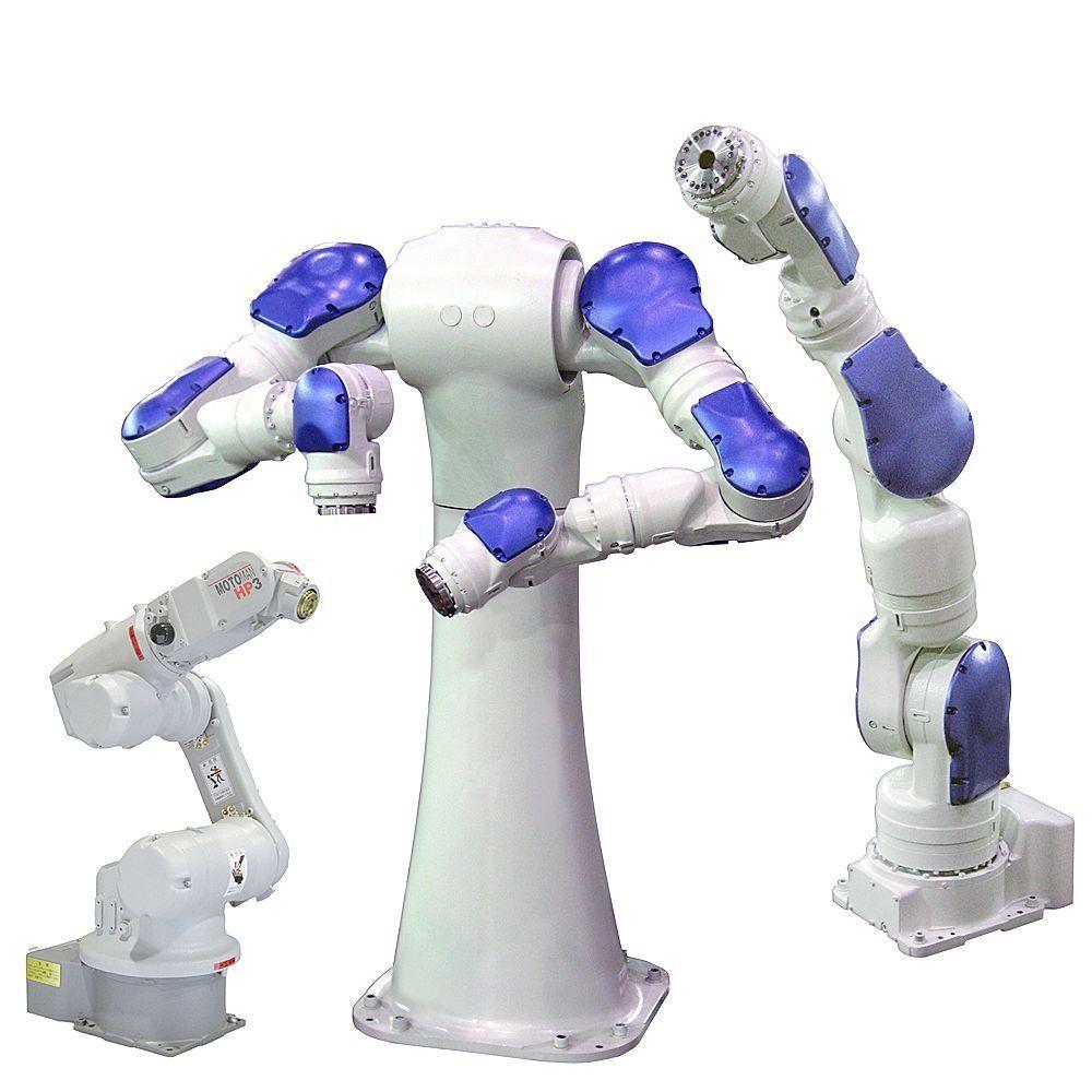 Yaskawa Motoman Robotic Solutions Motoman Robots Pinterest