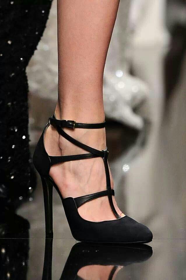 Beautiful shoes! Black heels