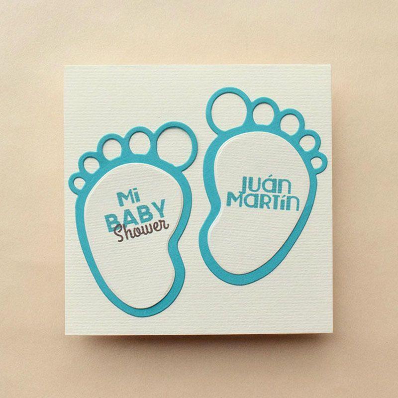 23844f37bb4dc invitación para Baby Shower