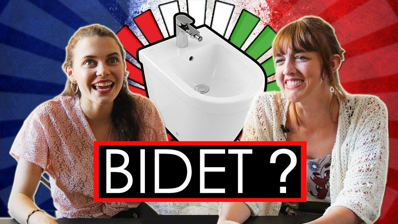 Bagno Francese Senza Bidet : Le francesi usano il bidet? risposte agli italiani video video
