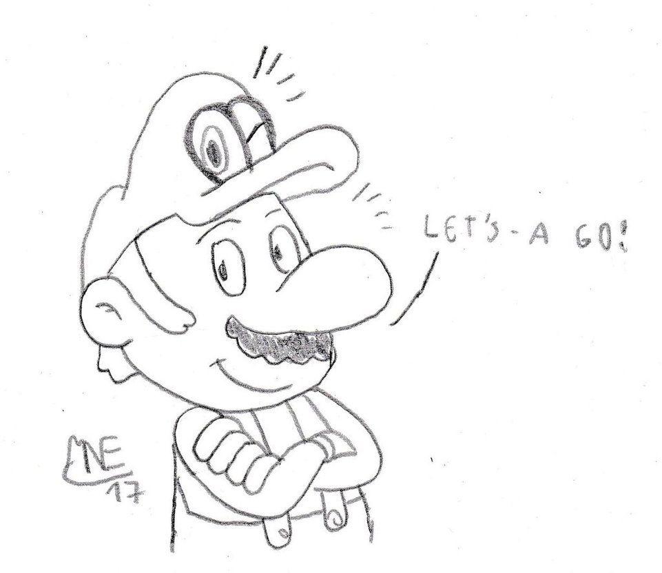 Super Mario Odyssey by MrNintMan.deviantart.com on @DeviantArt ...