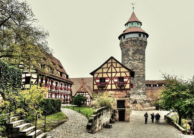 Kaiserburg Nuernberg, Germany - Check! been there its awsome