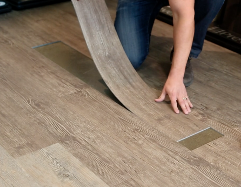 You've been studying on which flooring is right for you