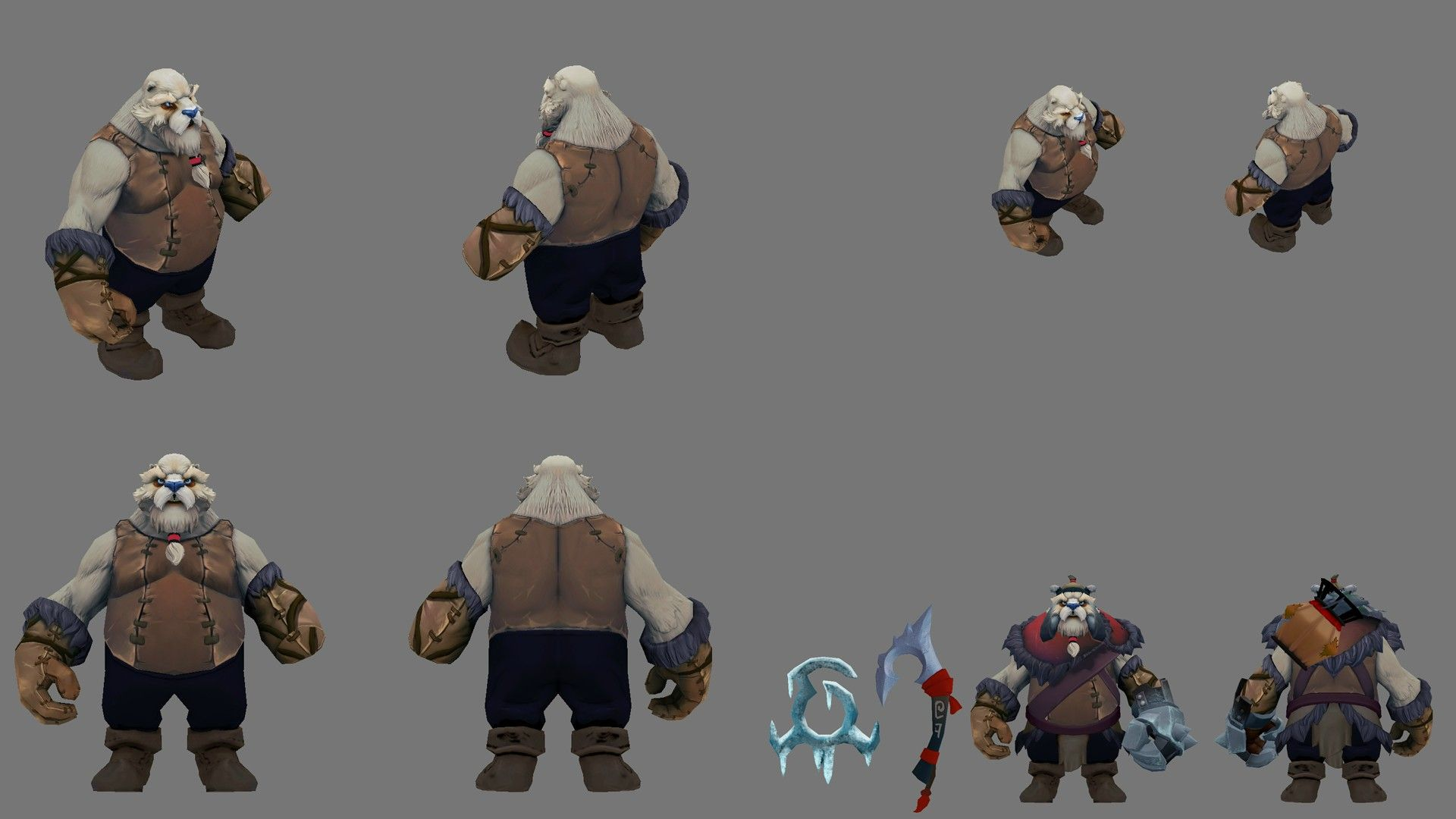 Dota Character Design Pdf : Dota hero concept sheets polycount forum