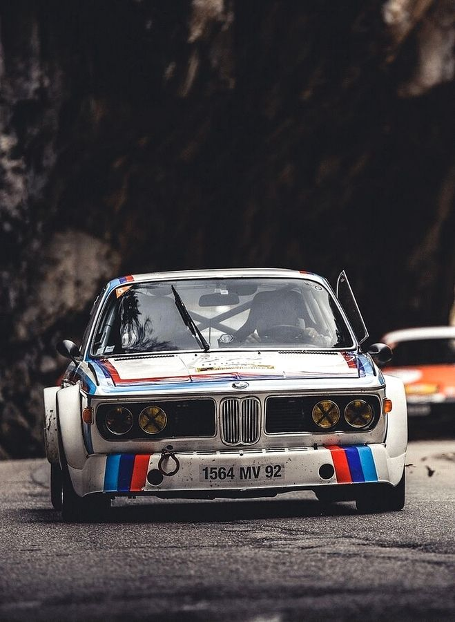 1973 Bmw 3 0 Csl E9 Coupe Sport Leichtbau Coupe Sport