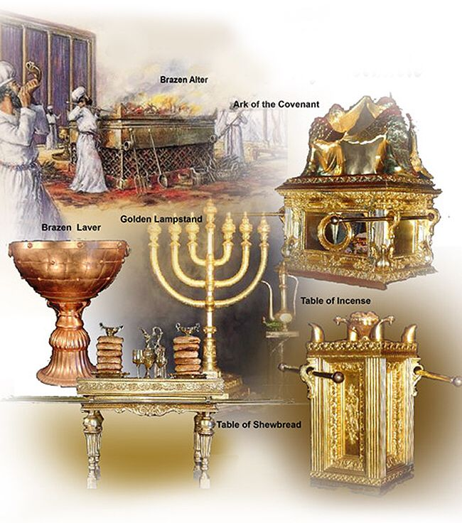 Exodus The Tablenacle Hebrew Tabernacle Of Moses Bible God