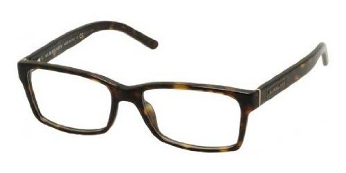 d4f8bab5fa3 Burberry Eyeglasses Be 2108 Havana 3002 Be2108 52mm