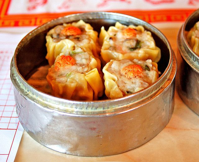 Dim Sum At Yangtze In St Louis Park Mn I Adore Pork Shumai