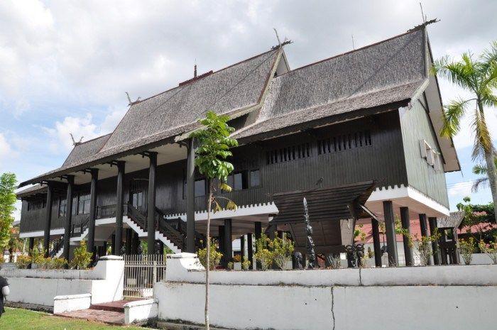 34 Rumah Adat Provinsi Di Indonesia Lengkap Arsitektur Rumah Indonesia