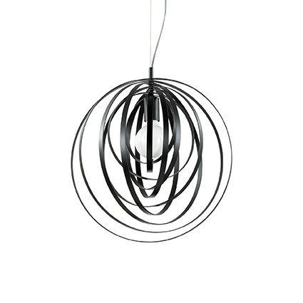 Disco Sp1 Ideal Lux Ideal Lux Black Pendant Light Disco