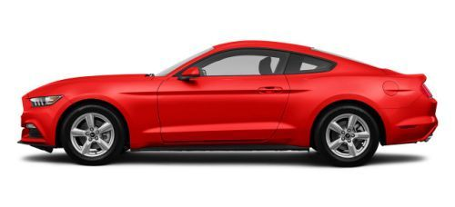Ford Mustang Facelift Revealed Internationally Last Year The