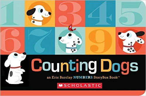 Amazon.com: Counting Dogs (Numbers Storybox Book) (9780545783927): Eric Barclay: Books