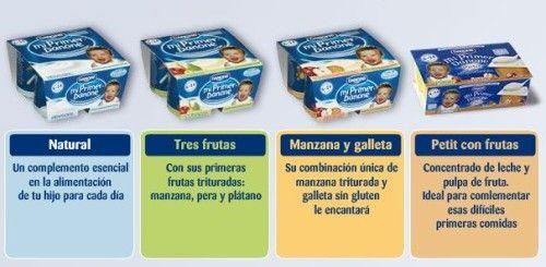 Mi Primer Yogur Es Un Alimento Poco Recomendable Alimentos