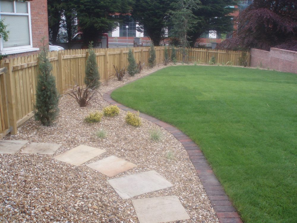small gravel garden design ideas Google Search Front garden