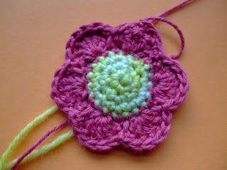 Pretty Little Petals Free Pattern | Crochet flower ...