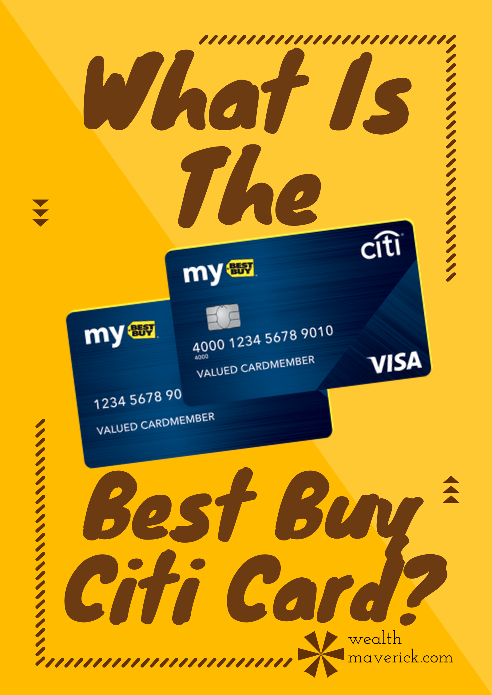 Best Buy Citi Card Reviewed Business credit cards, Cool