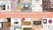 10 bruiloftplanninghacks die je leven zoveel gemakkelijker maken # fashionhijab # …