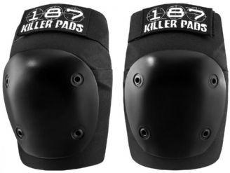 Black Medium 187 Killer Fly Knee Pads