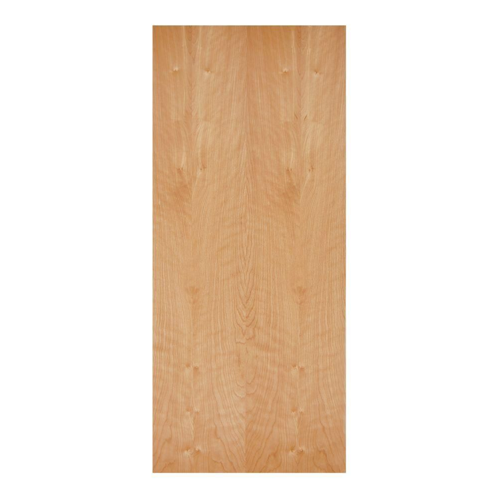 Masonite Smooth Flush Hardwood Solid Core Birch Veneer Composite Interior Door Slab-25344 at The Home Depot  sc 1 st  Pinterest & Masonite Smooth Flush Hardwood Solid Core Birch Veneer Composite ...