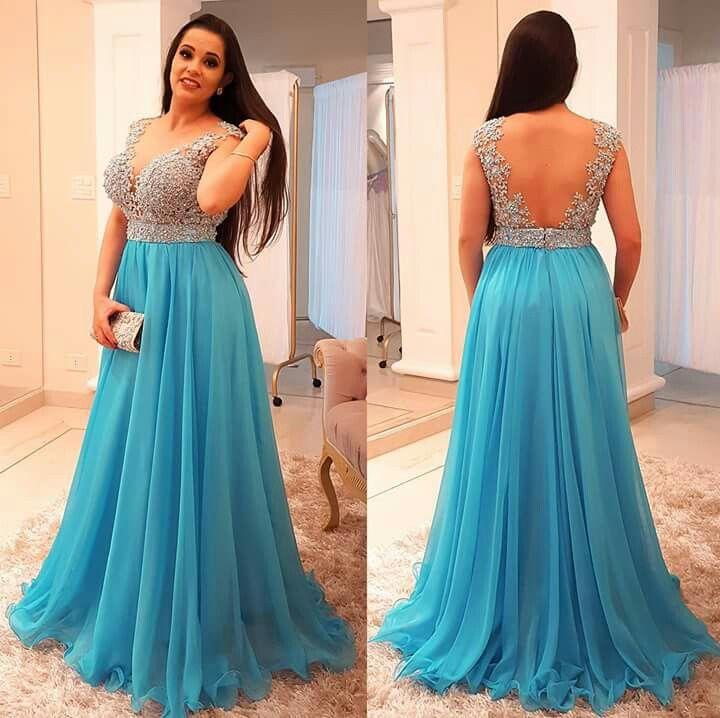Vestido dany   +ზომა   Pinterest   Prom, Vestidos and Indian ...