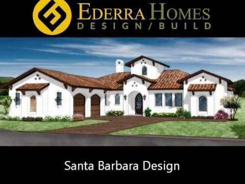 Ederra Homes Design Build - Custom Home Builder Austin Texas ...