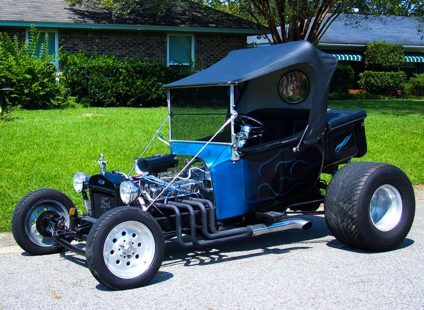 1927 ford t bucket roadster convertible hot rod. http://ebay