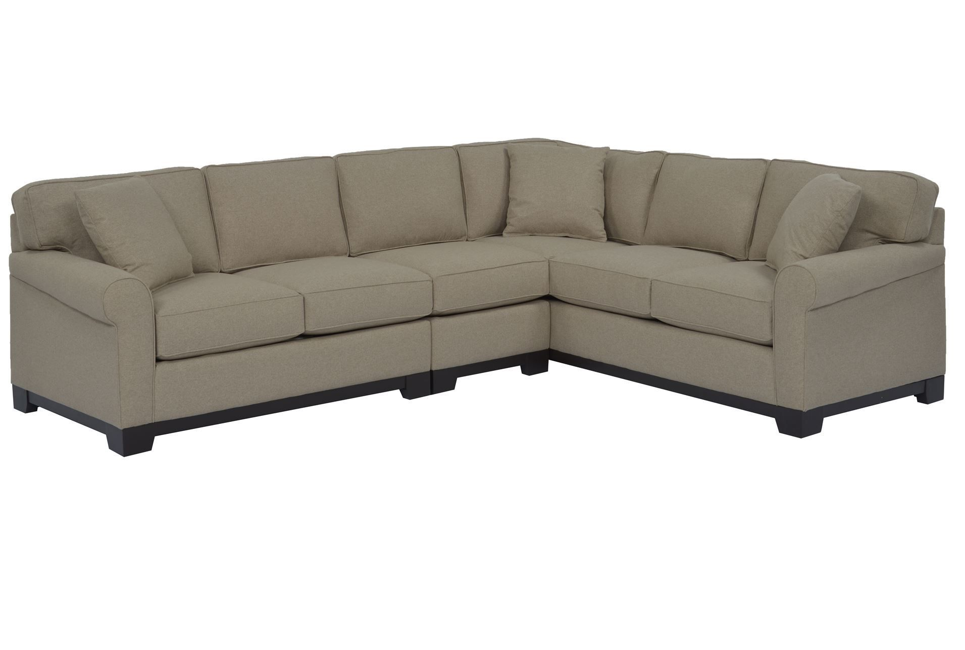 Sycamore 3 Piece Sectional