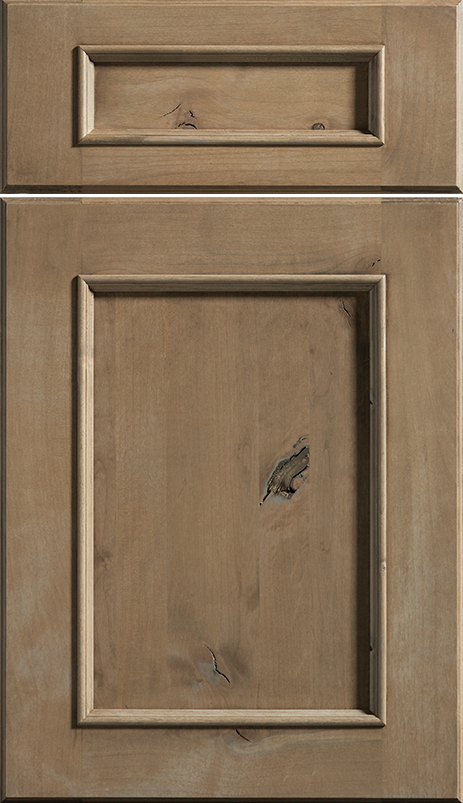 dura supreme cabinetry shown with the marley cabinet door style