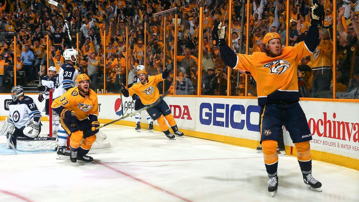 Preds see teams piling up talent, fighting to be West's