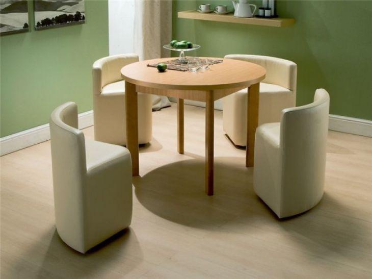 sillas comedor ahorrar espacio