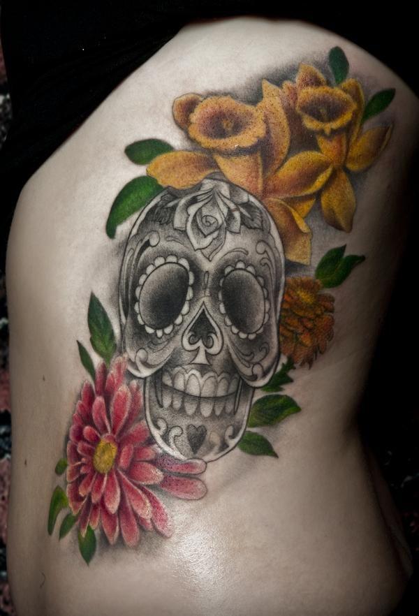 kat von d tattoo mexican skull tattoo pinterest mexican skulls kat von and tattoo. Black Bedroom Furniture Sets. Home Design Ideas