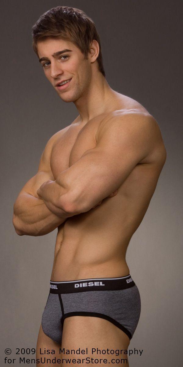 c6db395854ad hotguyschat: Luke Guldan Underwear Store, Wilhelmina Models, Male Beauty,  Male Models,