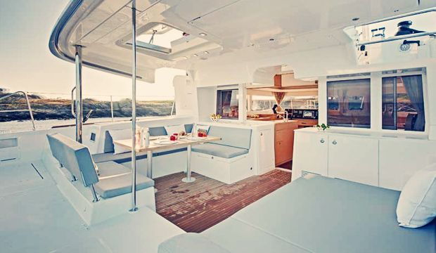 Catamaran Lagoon 450 Luxury Lavish Rich Richmenslife