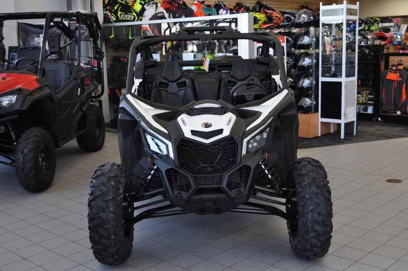 New 2017 CanAm Maverick X3 Turbo R ATVs For Sale in