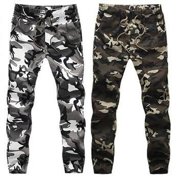 2016 Mens Camouflage Pants Jogger