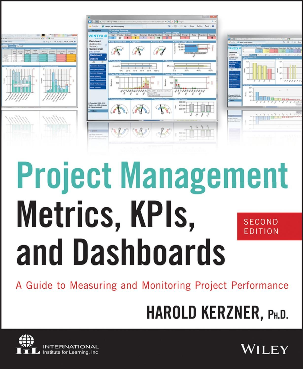 Project management metrics, kpis and dashboards Project