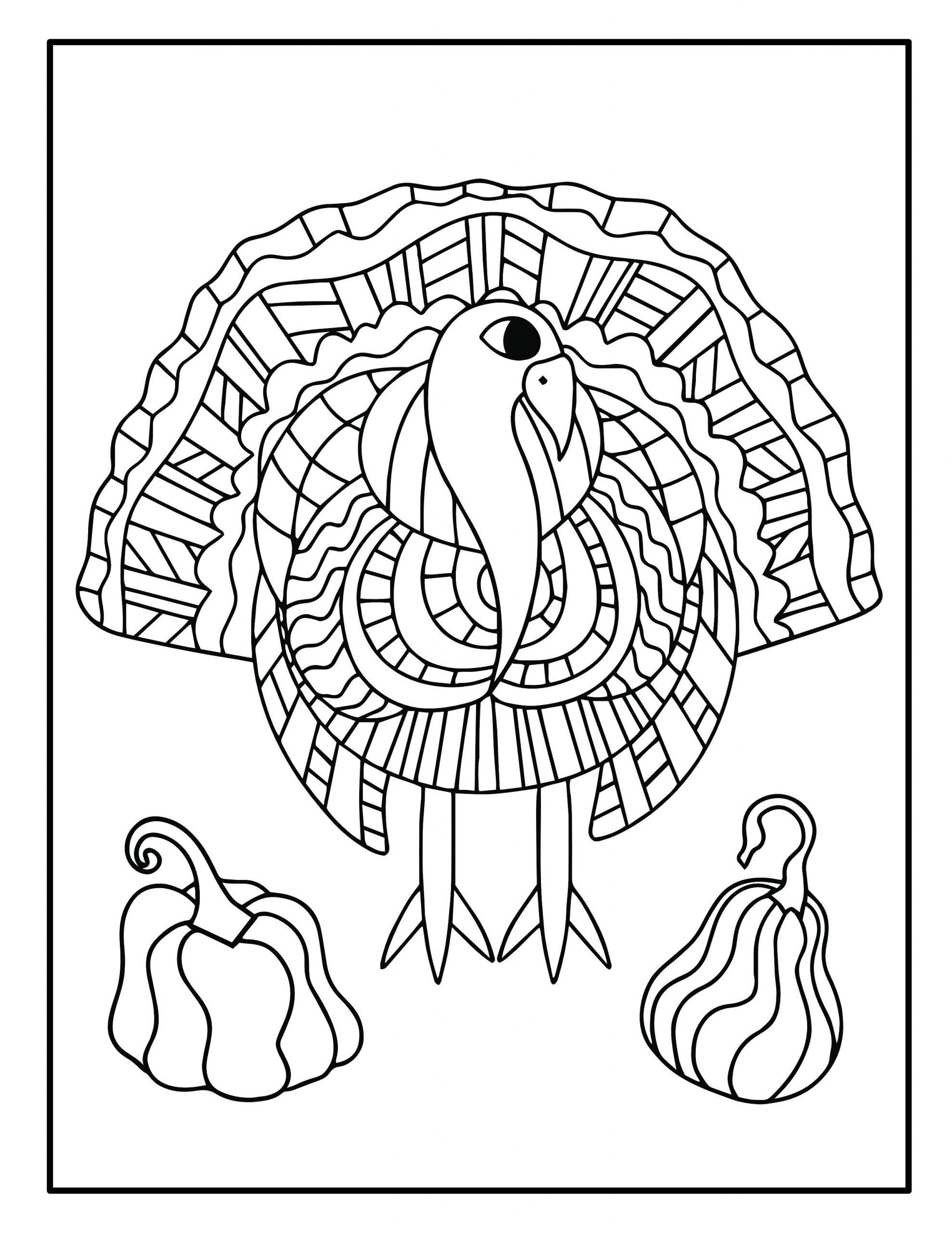 Free Printable Thanksgiving Coloring Pages Christmas Coloring Sheets Valentines Day Coloring Page Thanksgiving Coloring Pages [ 2560 x 1978 Pixel ]